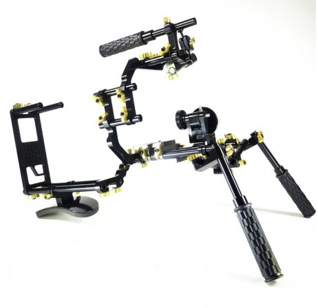 ABCRig Like Gini Rigs But All Grown Up & For a Fraction Of The Cost: