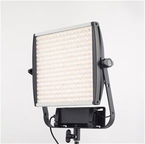 Litepanels ASTRA 1×1 Bi-Color Panel Light at Cine Gear: