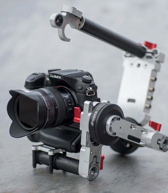 rockBuster Camera Rig From CineRebel: