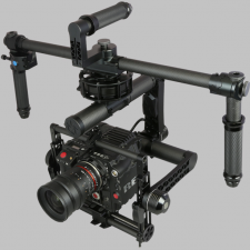 AllSteady 7 Stabilizer 3-Axis Gimbal Camera Rig Handles Up To 20 Pounds of Payload: