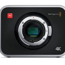 1.9 Software Update For Blackmagic 4K Production Camera Brings Heads Up Display: