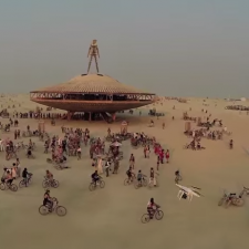 Burning Man With a UAS… Sounds Good But Sign Your Life Away In Red Tape: