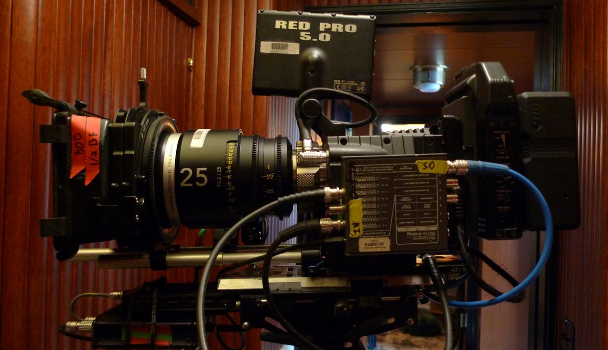 Schneider Optics Cine-Xenar III Primes Capture Classic Look for Sweatpants Media in 5K: