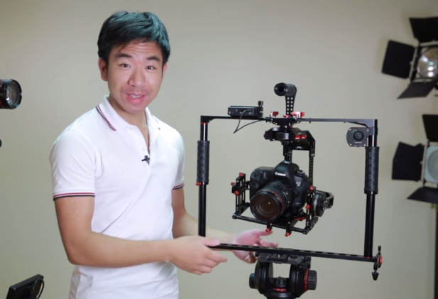 VARAVON Birdycam 2… 3 Axis Brushless Gimbal First Look: