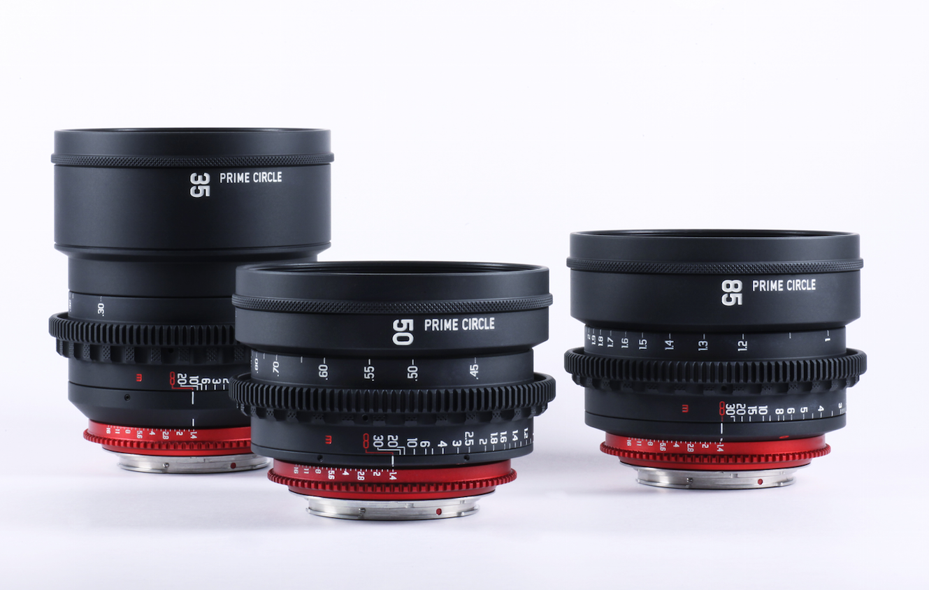 PrimeCircle XM Cinema Lenses Are Hitting The Streets