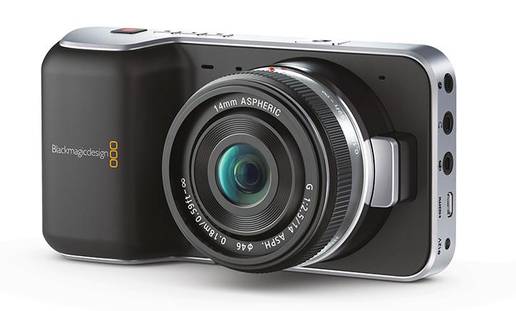 Histogram, Time Remaining & Audio Level Indicators Come To Blackmagic Pocket & Cinema Cameras