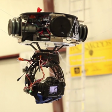 So The CandyCam SkyHook Mini… The Camera Positioning Aerial Robot Is On Kickstarter