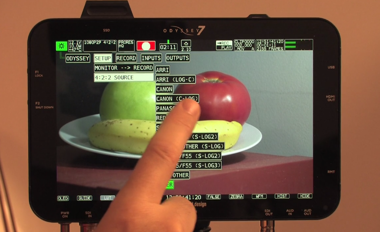 14 Minute Run Through Of The Odyssey7 Recorder Monitor: