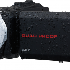 The JVC Waterproof, Shock Proof, Freeze Proof and Dust Proof Cameras: