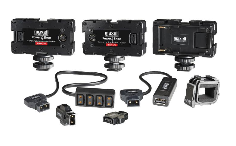 Maxell Professional Is Now Making Camera Accessories