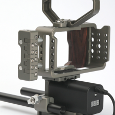 Motionnine Cube Cage for the BMPCC & a Cube Pocket Limited Edition Coming to IBC 2014: