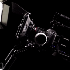 ikan Showing Off The Tilta DSLR Camera Rig, TT-03-A: