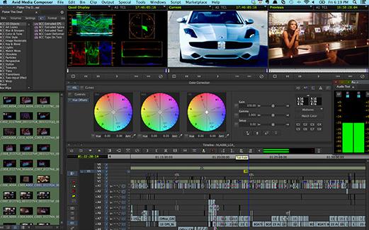 Avid Media Composer V8 3 Now Supports 2k 4k Uhd Editing