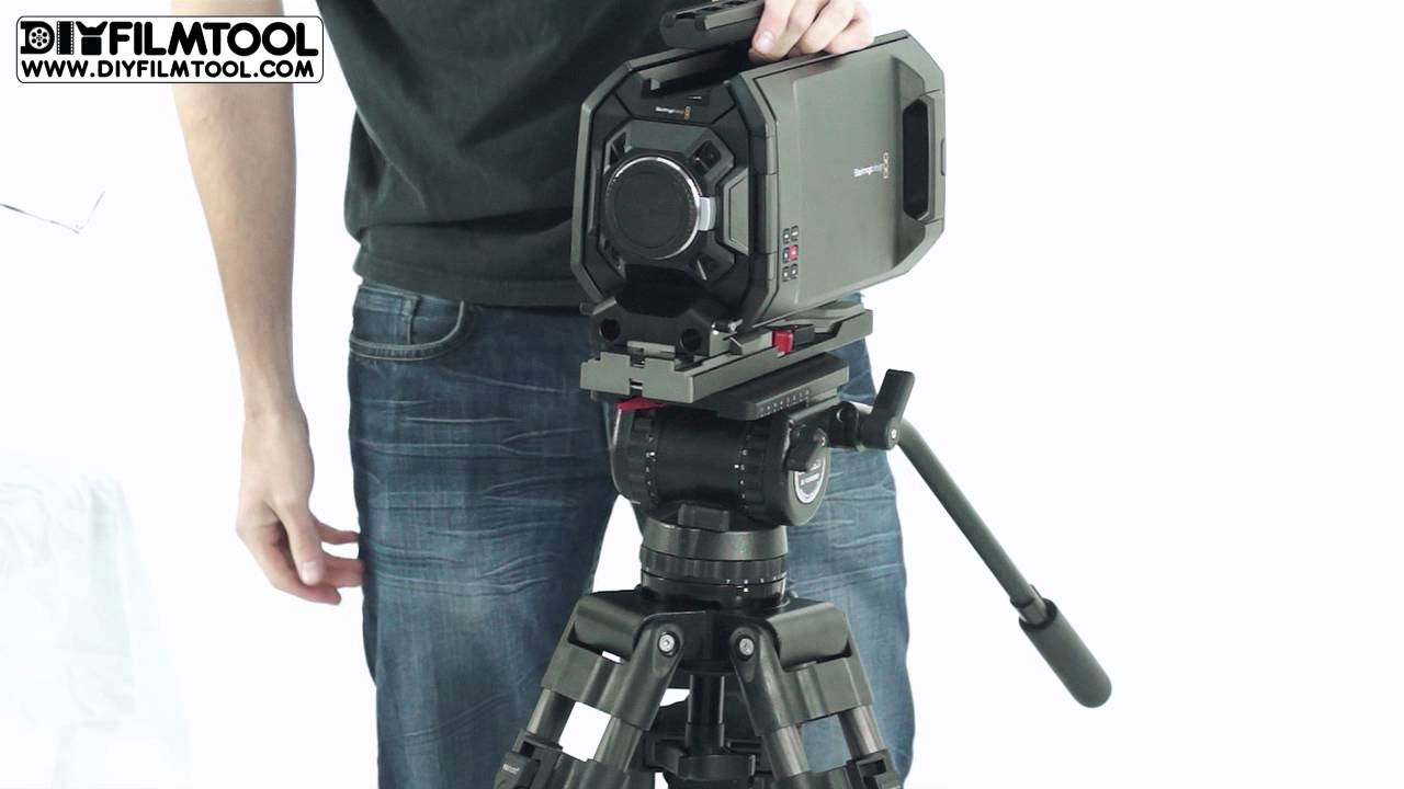 how to connect sony lens to blackmagic ursa