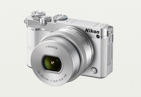 Nikon 1 J5 Camera 4K