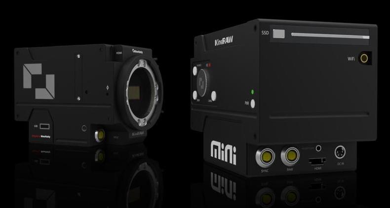KineRAW Mini s35 cameras