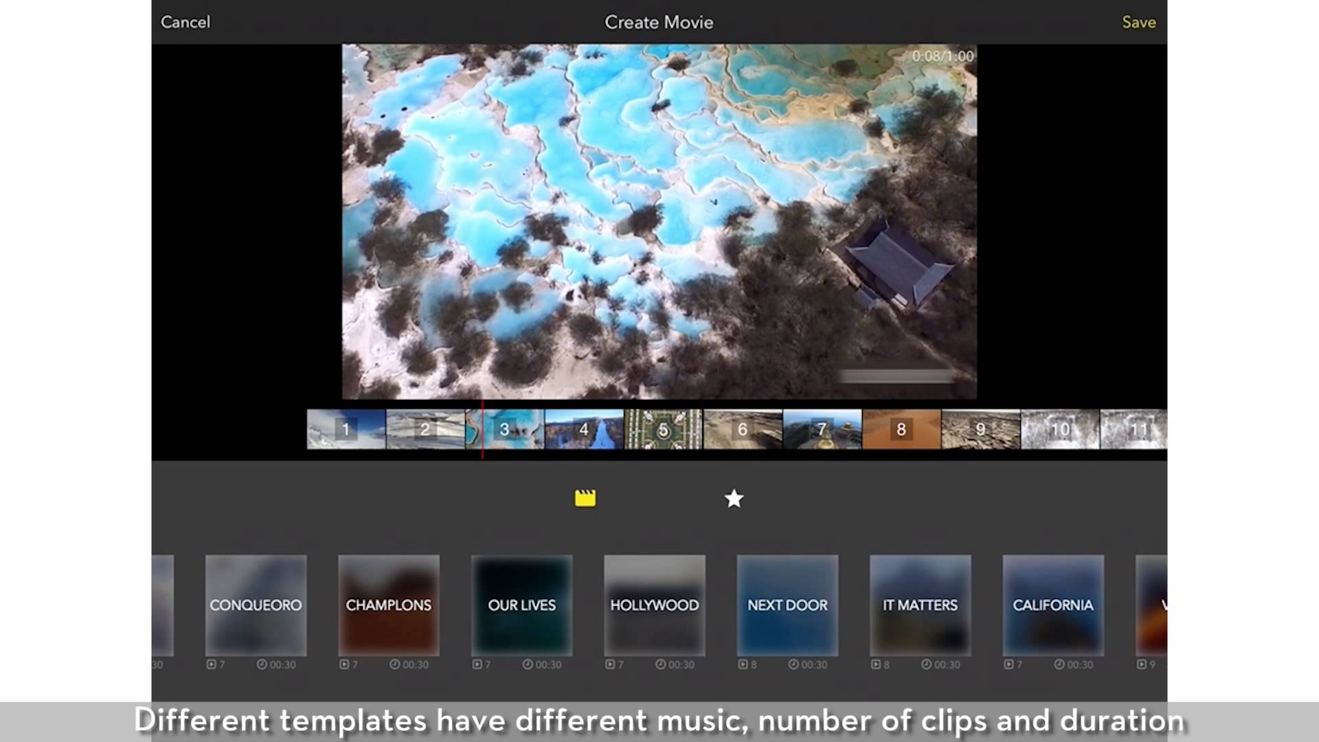 Dji Tutorial How To Edit And Share Videos Using The Dji Go App